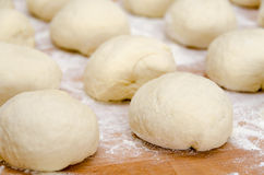 Pizza dough Royalty Free Stock Photo