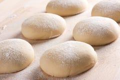 Pizza dough stock photos