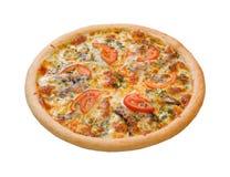 Pizza et cuisine italienne. esprots Images libres de droits