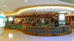 Pizza express restaurant Stock Image