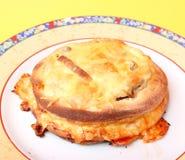Pizza faite maison Image libre de droits