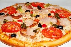 Pizza, fast food Zdjęcie Stock