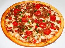 Pizza, fast food Fotografia Stock