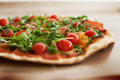 Pizza Fast Food Stock Photo