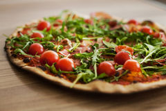 Pizza Fast Food Royalty Free Stock Images