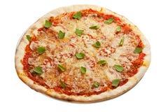 Pizza fraîche Photographie stock libre de droits
