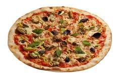 Pizza fraîche Images libres de droits