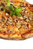 pizza fraîche Photographie stock