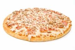 Pizza fresca Fotos de archivo libres de regalías
