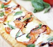 Pizza fresca Immagini Stock Libere da Diritti