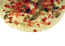 Pizza fresca Foto de Stock Royalty Free