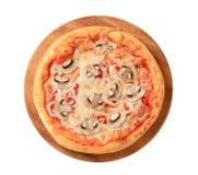 Pizza Fungi Royalty Free Stock Photos