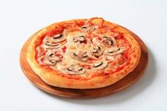 Pizza Fungi Stock Photo