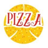 Pizza - Gastronomy concept Stock Photo