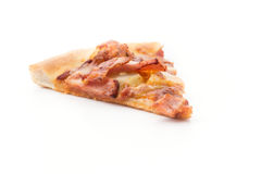 Pizza havaiana Fotografia de Stock