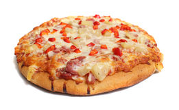 Pizza hawai Lizenzfreie Stockbilder