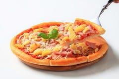 Pizza Hawaii Stock Photos