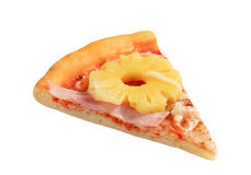 Pizza Hawaii Royalty Free Stock Photos