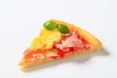 Pizza Hawaii Royalty Free Stock Photography