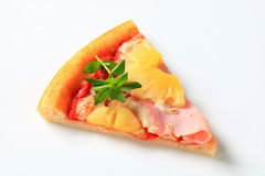 Pizza Hawaii Royalty Free Stock Image