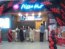 Pizza Hut Fotografia Stock Libera da Diritti