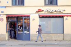 Pizza Hut Imagen de archivo