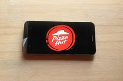 Pizza Hut στοκ φωτογραφία