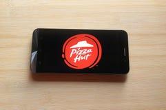 Pizza Hut stock fotografie