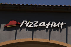 Pizza Hut Fast Food Restaurant Stock Photography