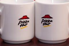 Pizza hut logo Stock Photography