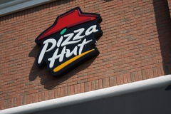 Pizza Hut Resaturant Royalty Free Stock Photos