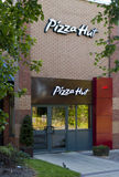 Pizza Hut Restaurant Royalty Free Stock Photo