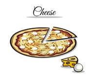 Pizza Ingredient Stock Photo
