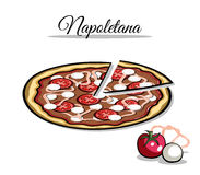 Pizza Ingredient Royalty Free Stock Images