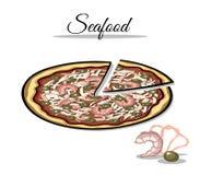 Pizza Ingredient Royalty Free Stock Image