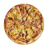 Pizza Isolated Royalty Free Stock Images