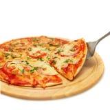 Pizza. Italian Food Stock Photography