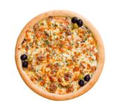 Pizza and italian kitchen. Stock Image