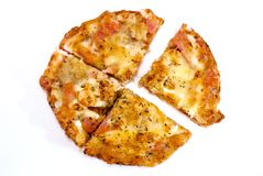 Pizza italiana 01 Fotos de Stock