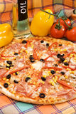 Pizza italiana Fotos de Stock