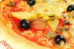 Pizza italiana Imagenes de archivo