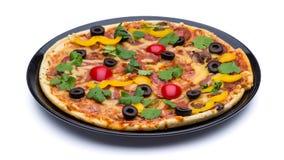 Pizza italiana fotografia de stock