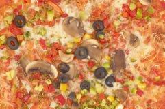 Pizza italiana Fotos de Stock Royalty Free