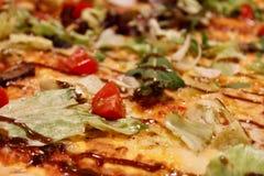 Pizza italiana Immagine Stock