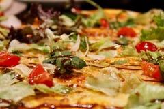 Pizza italiana Imagen de archivo