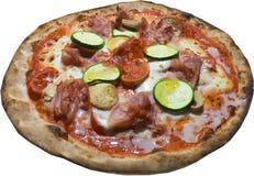 Pizza italiana foto de archivo libre de regalías