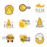 Pizza italiana fresca ilustração do vetor