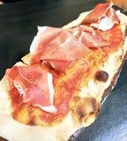 Pizza italiana fotografía de archivo