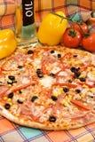 Pizza italienne Photos stock