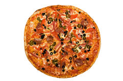 Pizza italienne Photo stock